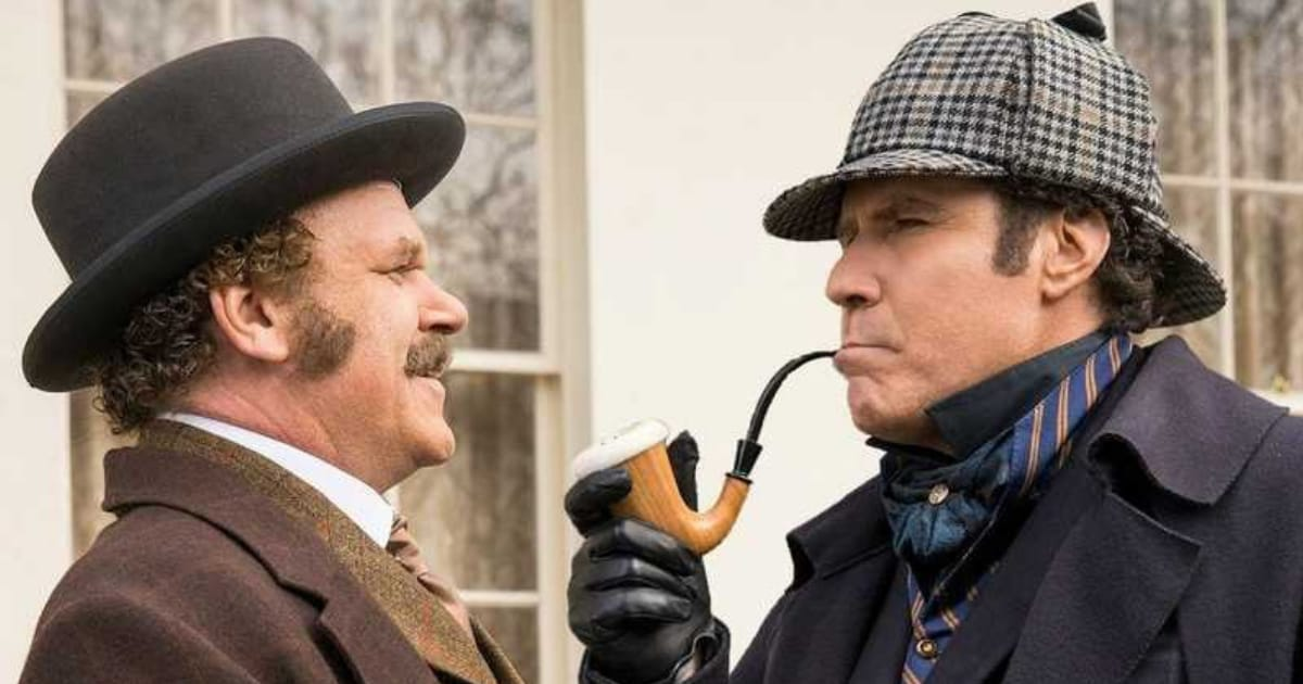 Holmes & Watson review round-up: Will Ferrell, John Reilly film is a 'failure on almost every level'
