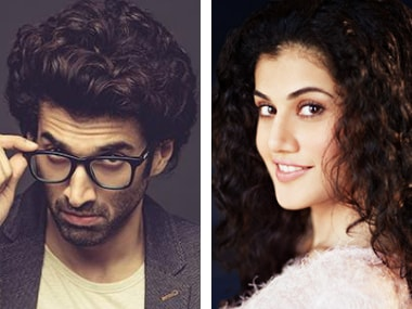 Aditya Roy Kapur likely to share screen space with Taapsee Pannu in Anurag Basu's untitled anthology