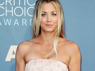 Watch: The Big Bang Theory star Kaley Cuoco voices Harley Quinn in DC Universe's new animated series