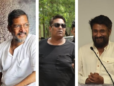 NCW plaint filed against Nana Patekar, Vivek Agnihotri, Ganesh Acharya in Tanushree Dutta case