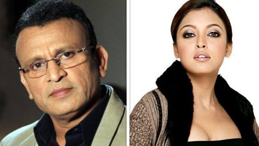 Annu Kapoor and Samee Siddiqui take a jibe at Tanushree Dutta