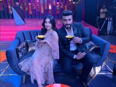 Koffee with Karan season 6 to host siblings Janhvi and Arjun Kapoor; Dhadak actress calls brother 'Koffee legend'
