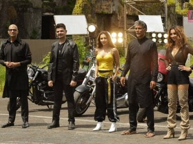 Milind Soman on judging India's Next Top Model Season 4: Show is more than just battle of the beautiful