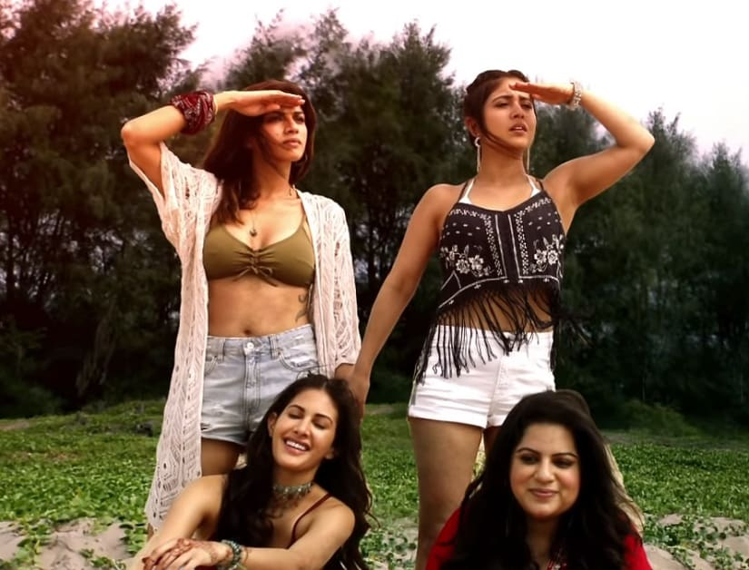 Mallika Dua, Amyra Dastur, Shweta Tripathi on doing web shows and regrouping for The Trip 2