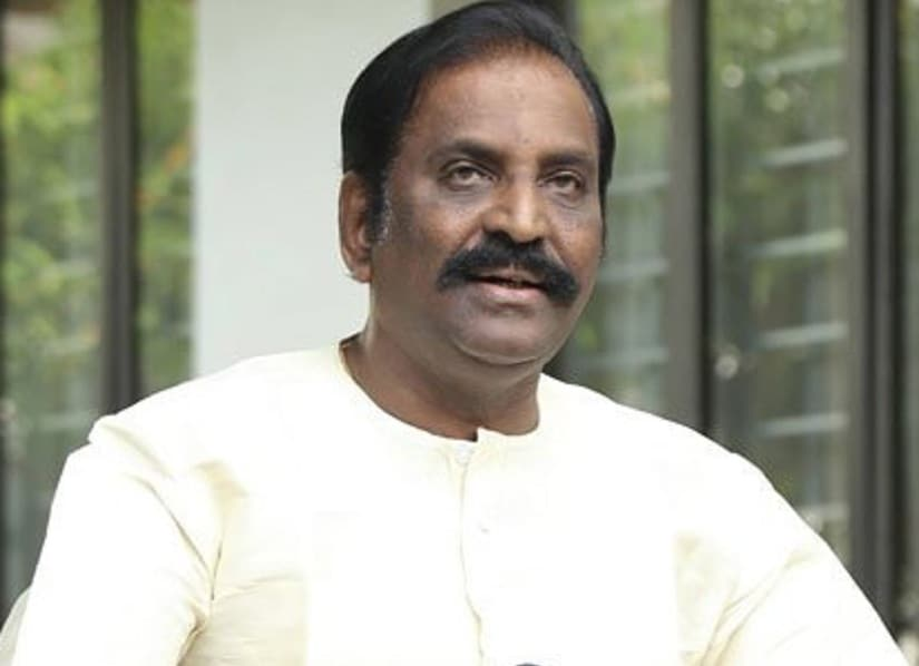 Chinmayi Sripaada accuses Vairamuthu of sexual harassment; lyricist denies charges