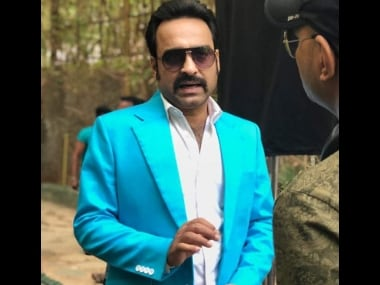 Pankaj Tripathi dons bell-bottoms, colourful shirts as larger-than-life actor, producer in Shakeela biopic