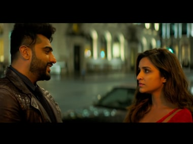 Namaste England trailer 2 shows Arjun Kapoor trying his level best to make Parineeti Chopra jealous