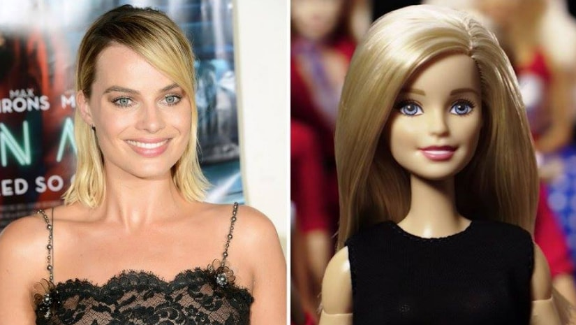 Margot Robbie says Barbie live-action film is a great opportunity to put some positivity out in the world