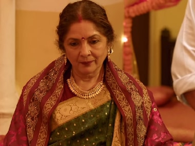 Watch: Badhaai Ho song Sajan Bade Senti shows Gajraj Rao, Neena Gupta attending a baby shower