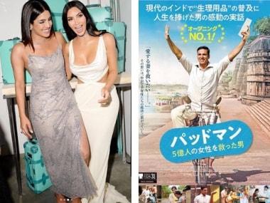 Priyanka Chopra, Kim Kardashian's night out; Akshay Kumar unveils Padman's Japanese poster: Social Media Stalkers' Guide