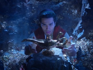 Aladdin teaser: Mena Massoud enters Agrabah's mystical Cave of Wonders in Disney live-action remake