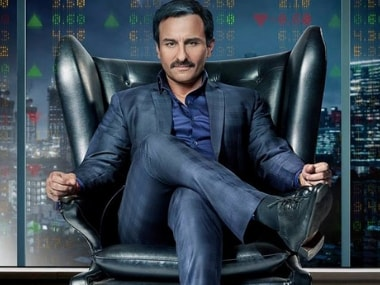 Saif Ali Khan on playing Shakun Kothari in Baazaar: Trick was to make him scary, tough and cool
