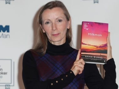 Man Booker Prize 2018: Northern Irish author Anna Burns wins prestigious award for Milkman