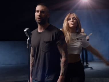 Maroon 5 releases Girls like you Volume 2 music video featuring Jennifer Lopez, Camila Cabello