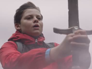 The Kid Who Would Be King trailer: Joe Cornish's adventure film blends children's tale with Arthurian legend
