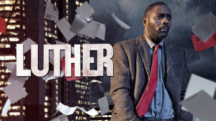 Idris Elba in Luther. File image
