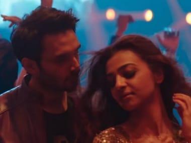 Baazaar song La La La, featuring Radhika Apte and Rohan Mehra, combines party beats with a romantic soundscape
