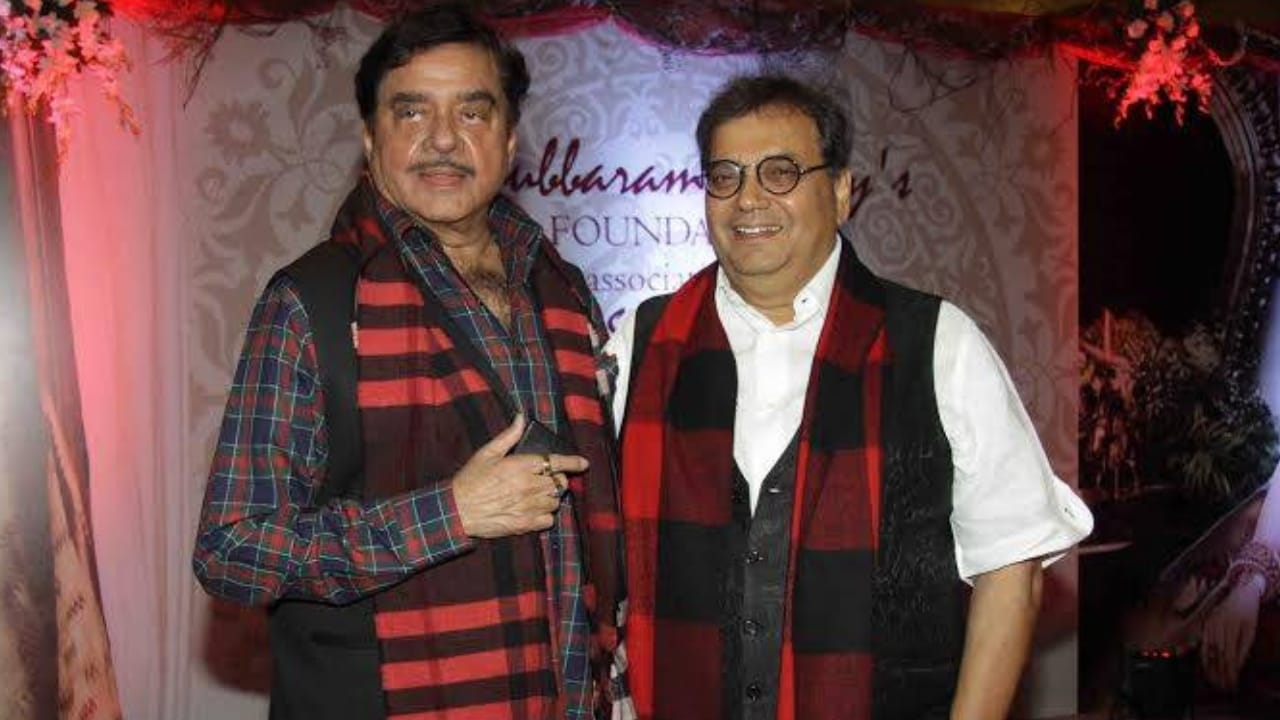 Shatrughan Sinha voices support for Subhash Ghai in sexual harassment case: Would work with him even if hes proven guilty