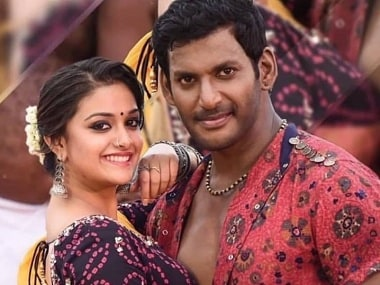 Sandakozhi 2 movie review: A conventional mass entertainer, Vishal's film fails to outshine original