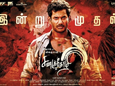 After Vada Chennai, Sandakozhi 2 leaked online hours after theatrical release on same website