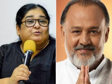 #Metoo in India: Vinta Nanda files online complaint at National Commission for Women against Alok Nath