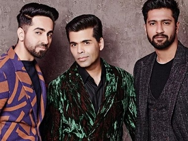 Koffee with Karan 6: Ayushmann Khurrana-Vicky Kaushal, Diljit Dosanjh-Badshah confirmed as guests