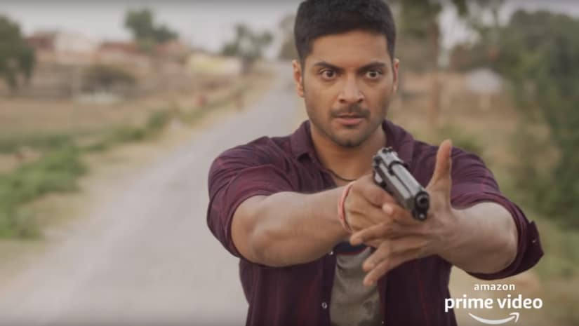 Still from Mirzapur trailer. YouTube screengrab