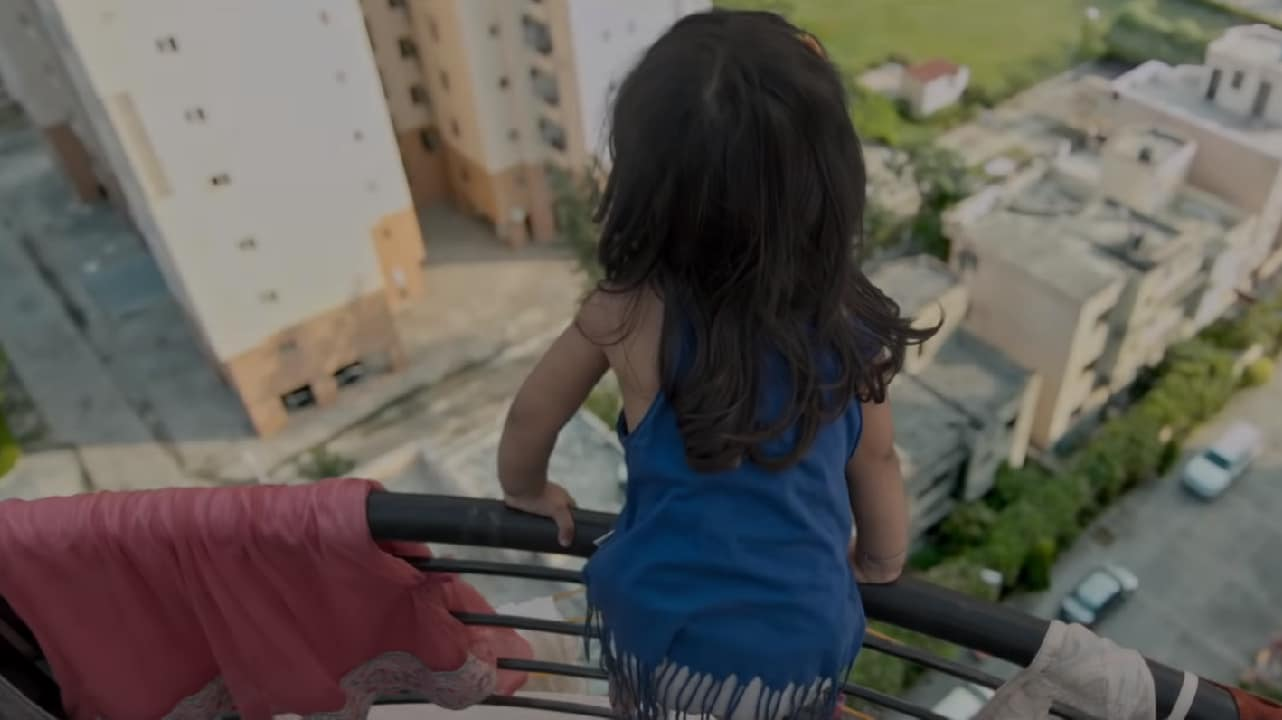 A still from Pihu. YouTube screengrab