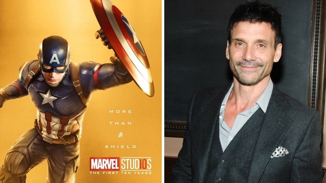 After Chris Evans, next Captain America could be a black or a woman, says Marvel star Frank Grillo