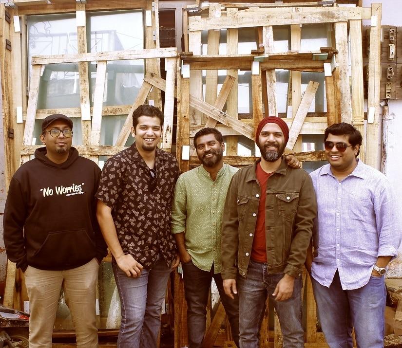 Bengaluru-based band Peepal Tree