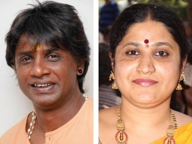 Duniya Vijay's first wife Nagarathna on the run after being booked for assaulting his second wife