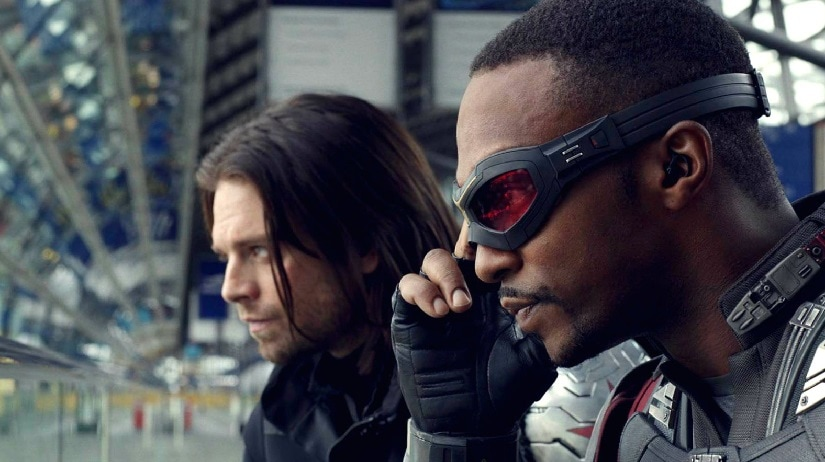 Marvel developing Falcon-Winter Soldier limited TV series for Disney's streaming service with Empire writer Malcolm Spellman