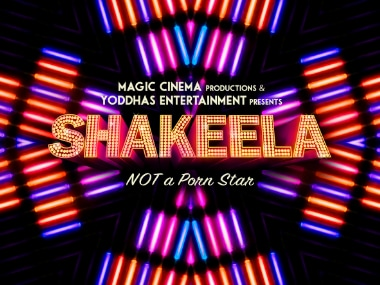 Shakeela biopic makers launch logo, go edgy with tagline 'Not A Porn Star' for Richa Chadha's film