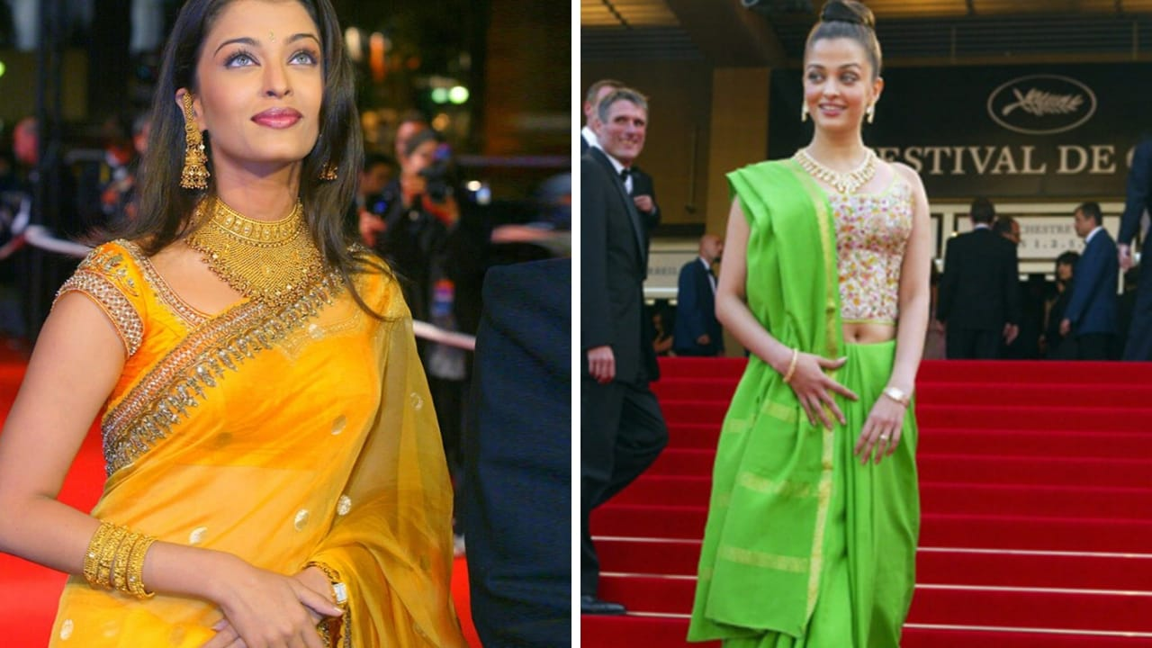On Aishwarya Rai Bachchans 43rd birthday, a look at her sartorial evolution over two decades