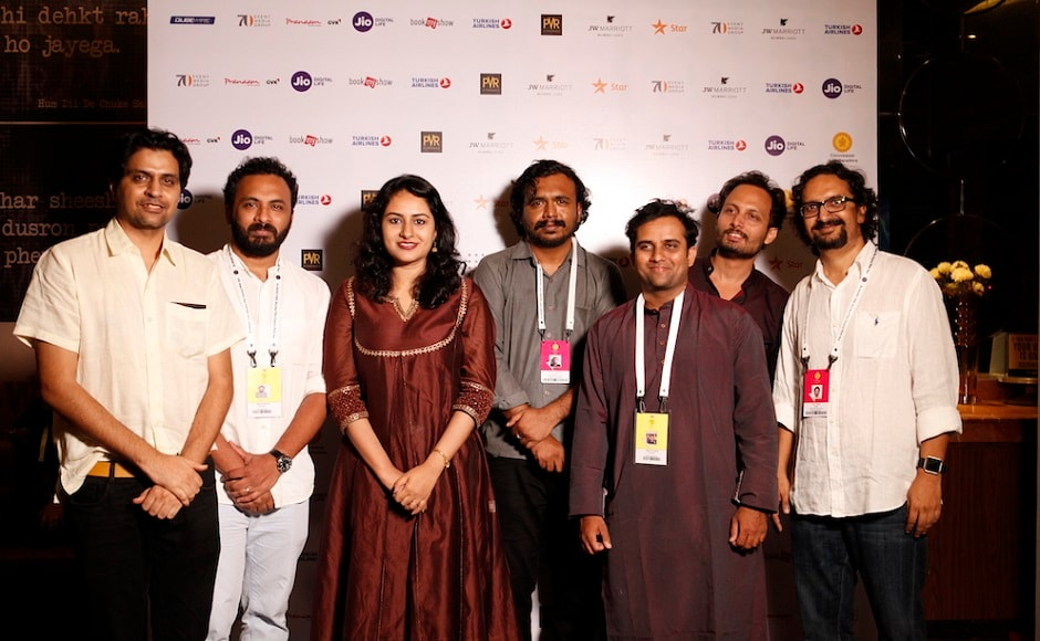 The World Premiere of <em>Jaaon Kahan Bata Ae Dil</em> was followed by a Q&amp;A session with the cast and crew of the film, which was moderated by actor Raghav Chanana.