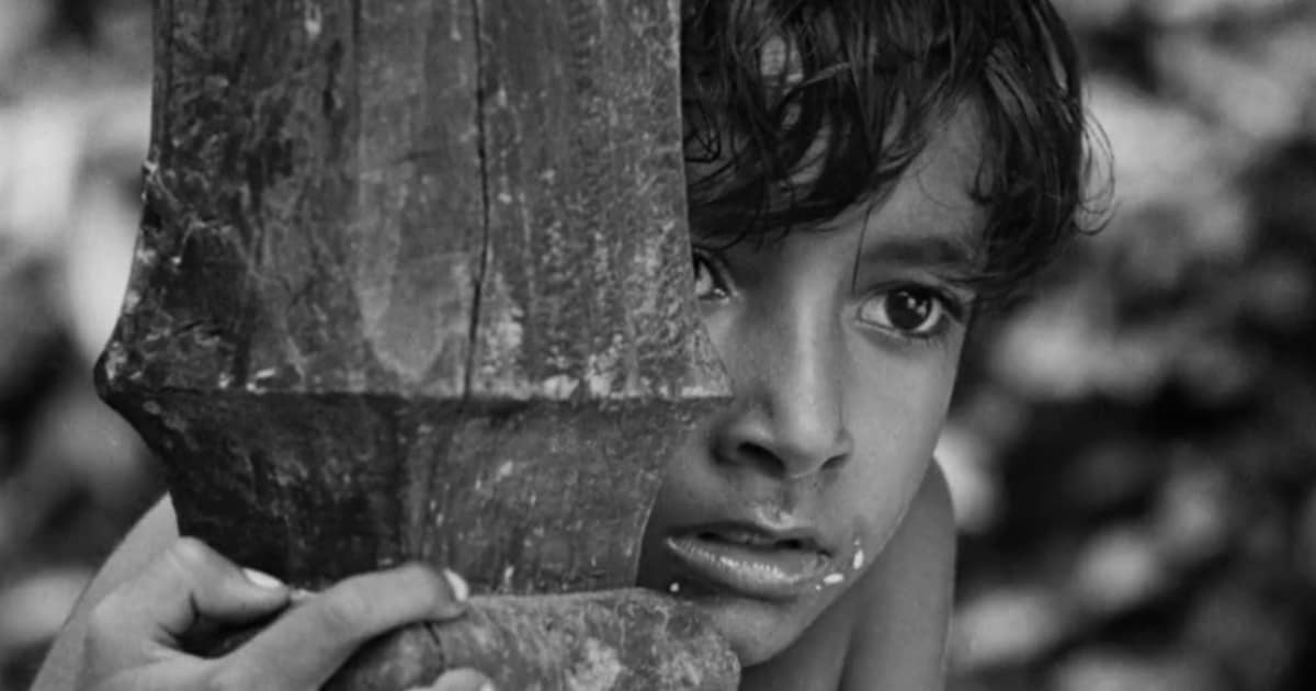 satyajit ray s pather panchali is the only indian movie to feature