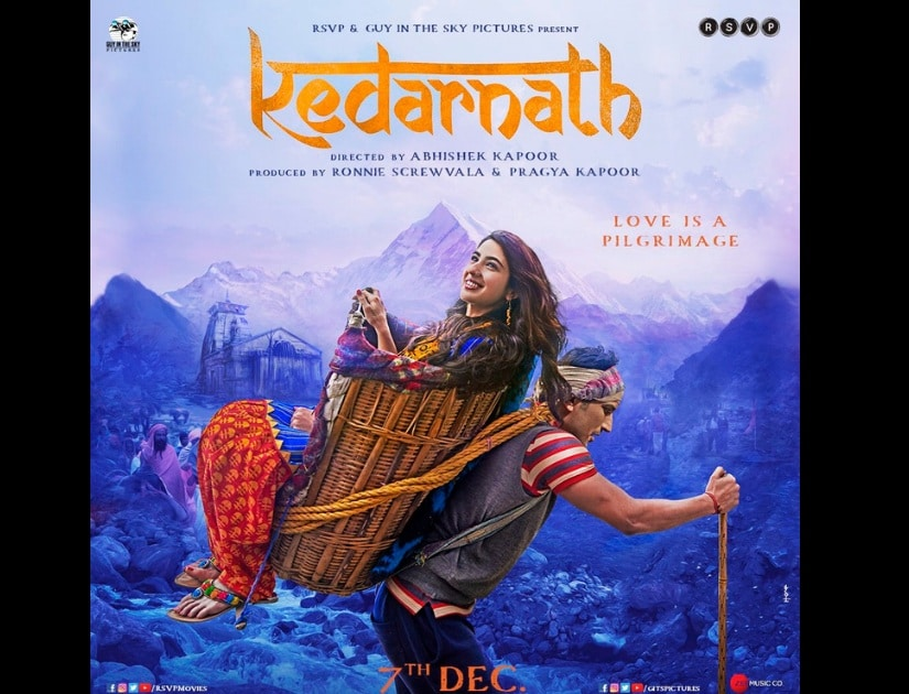 Temple Town Priests Demand a Ban on Sara Ali Khan's 'Kedarnath'