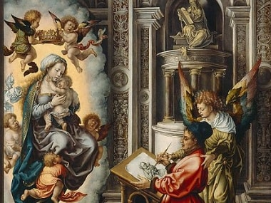 From carefully crafted panels to artist guilds: Tracing the Dutch and Flemish paintings of the 16th and 17th century