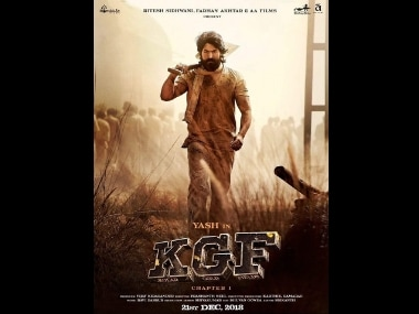 KGF trailer: Yash as Rocky rises from the streets of Mumbai to take on the world
