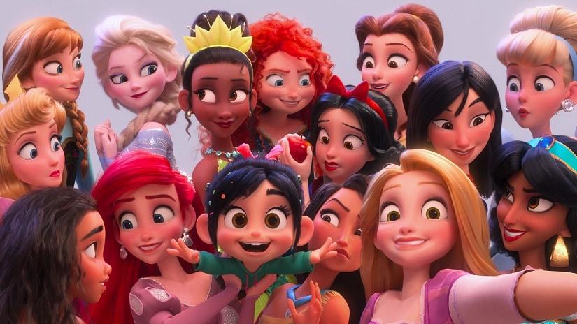 Image courtesy - Disney