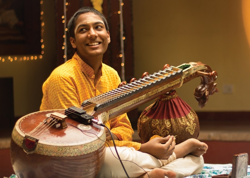 Ramana Balachandran is also part of the Crossroads line-up