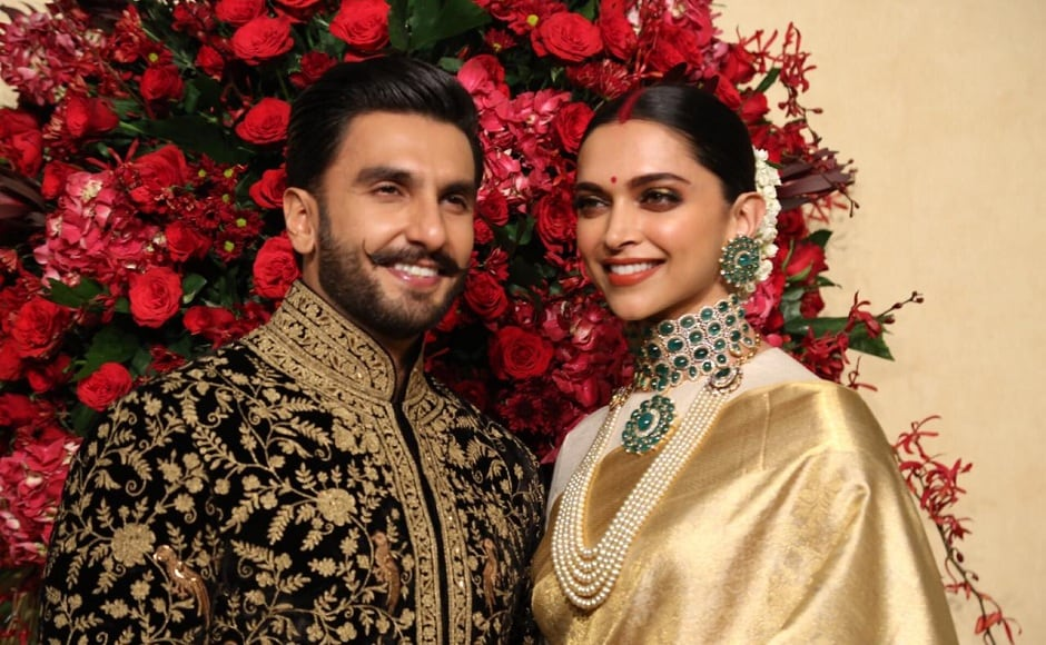 After having a dreamlike wedding ceremony in Lake Como, Deepika Padukone and Ranveer Singh hosted a reception in Bengaluru on 21 November.