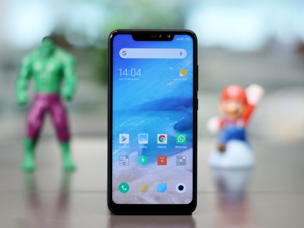 Xiaomi Redmi Note 6 Pro Review: Camera and battery life are the only saving grace