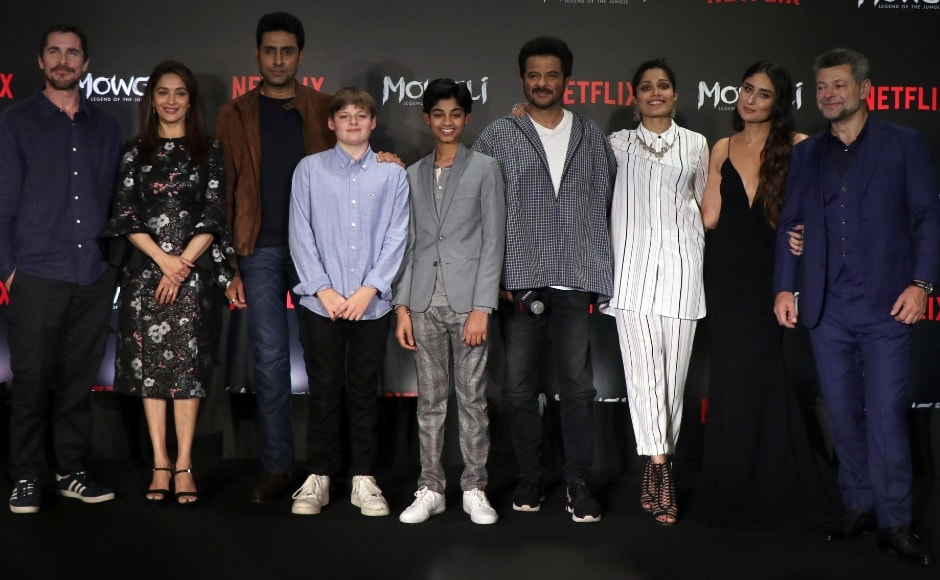 <em>Mowgli: Legend of the Jungle</em> also stars Kareena Kapoor Khan, Madhuri Dixit and Jacky Shroff in its Hindi version. The film will be available online for all Netflix subscribers from 7 December, 2018. Firstpost/ Sachin Gokhale