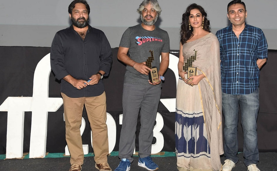 Chitrangada Singh and director Shaad Ali