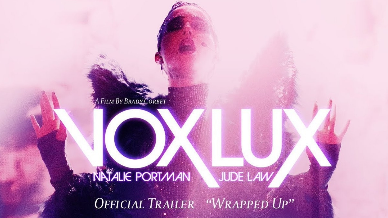 The latest trailer of Vox Lux. Twitter/@BatShnb