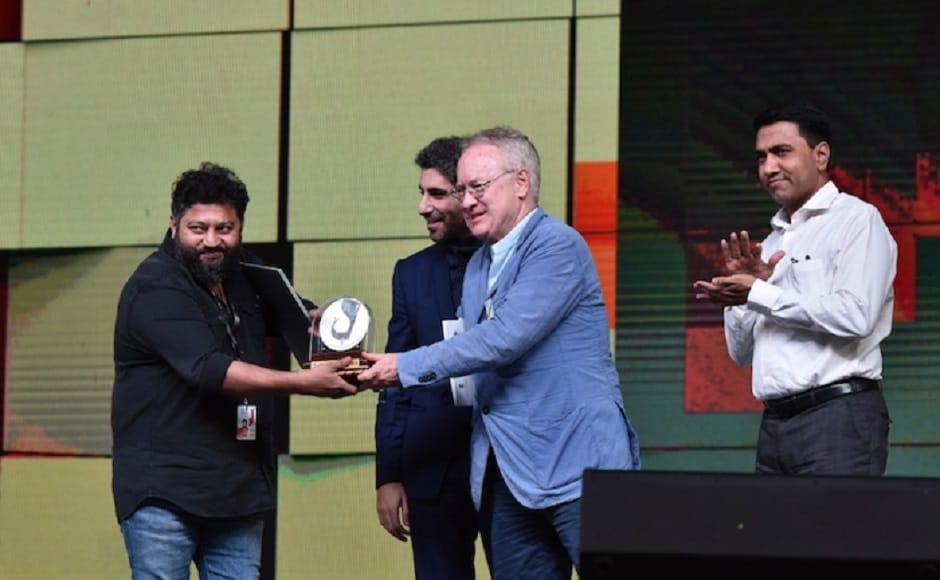 Lijo Jose Pellissery receives Silver Peacock award for Best Director for Malayalam film <em>Ee Maa Yau</em>