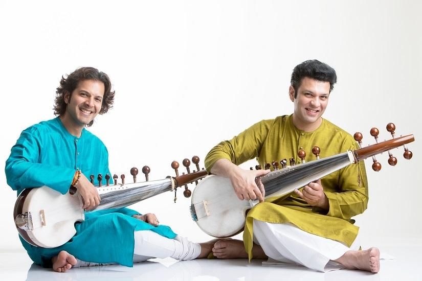 Ayaan Ali Bangash (L) and Amaan Ali Bangash (R). Image via NCPA