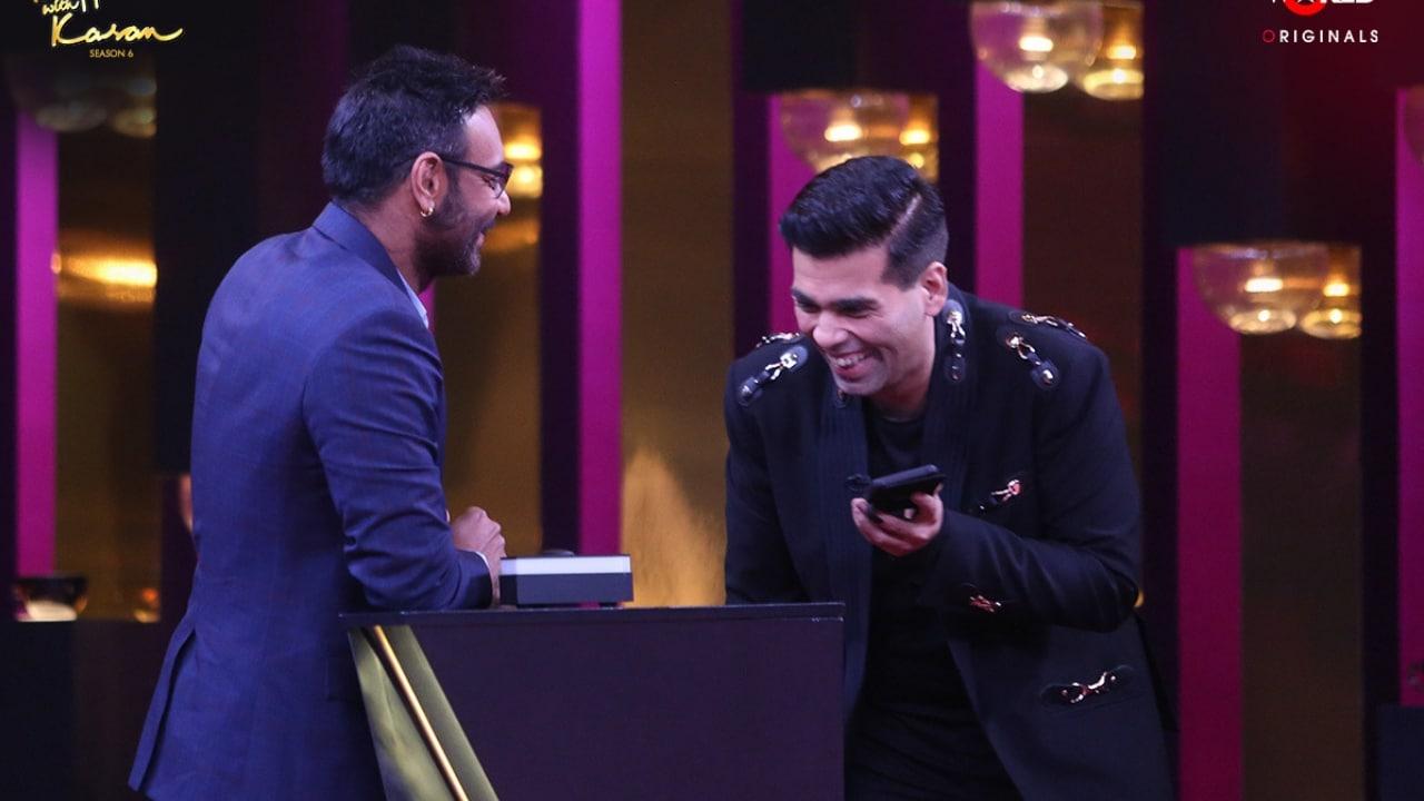 Karan Johar on inviting Ajay Devgn, Kajol on Koffee with Karan: Hope we now strike a beautiful bond with each other
