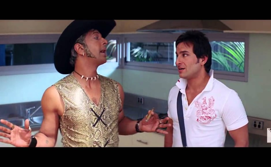 Jaaferi's portrayal of the hilarious landlord in Salaam Namaste made the phase